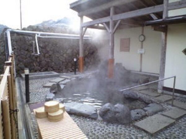 美作市営露天風呂