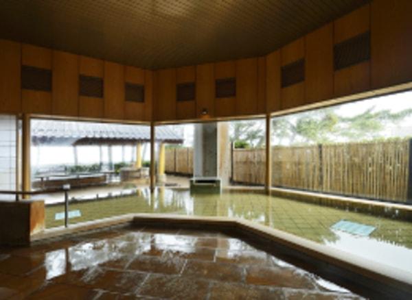 女性大浴場 大山の湯大浴場(湯賓館2階)