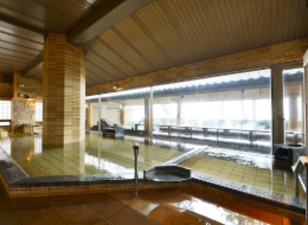 松風の湯大浴場(湯賓館2階)