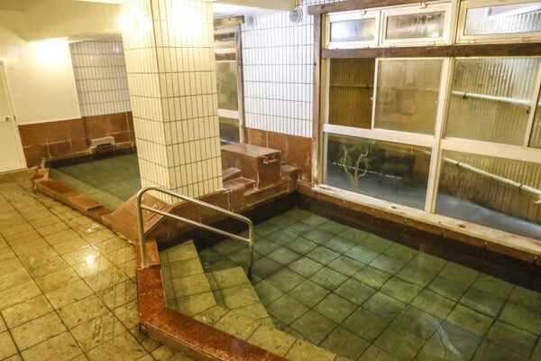 大浴場 千年の湯(4F)