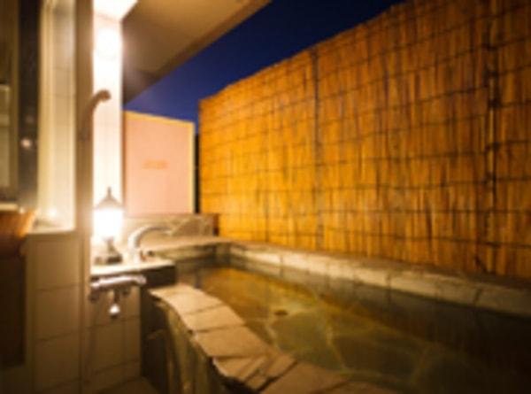 客室露天風呂 特別室