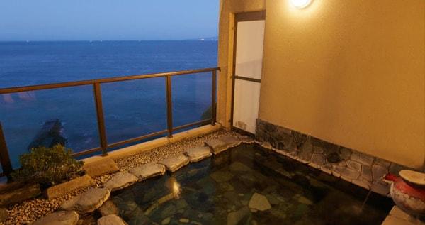 貸切風呂渚の湯