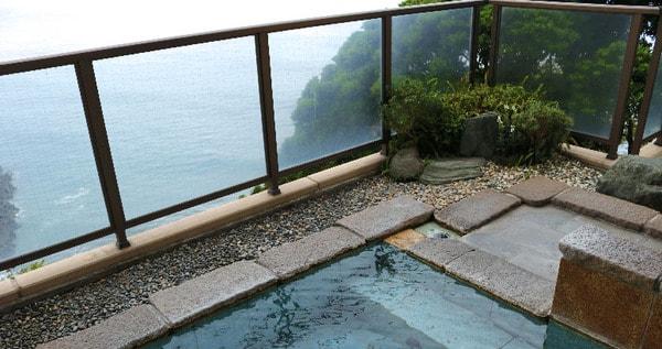 貸切風呂岬の湯