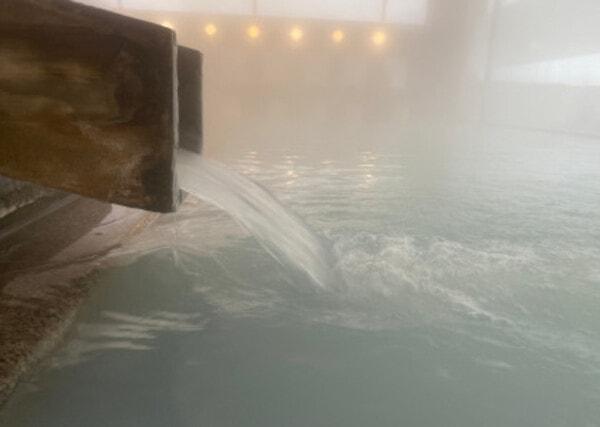 源蔵の湯 鳴子観光ホテル  殿方風呂