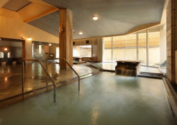 源蔵の湯 鳴子観光ホテル  婦人浴場