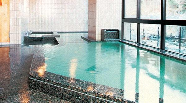 B&H館大浴場