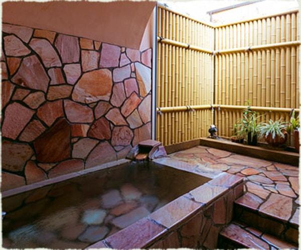 貸切風呂露天の湯