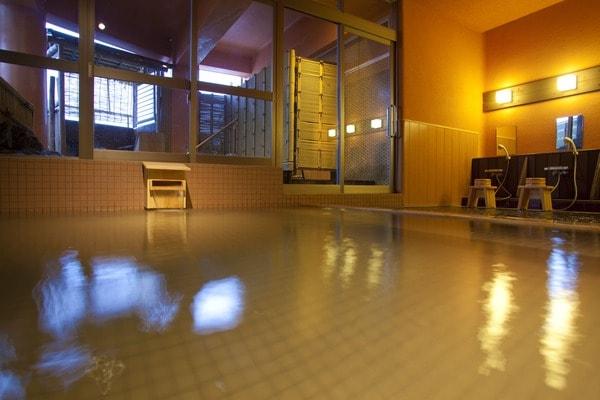 大浴場【紅葉の湯】