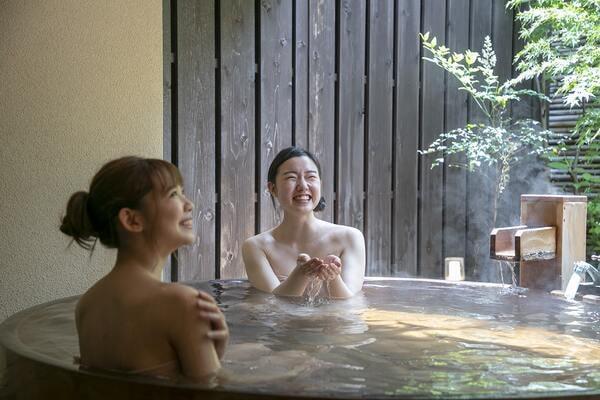 貸切風呂【お宮の湯】