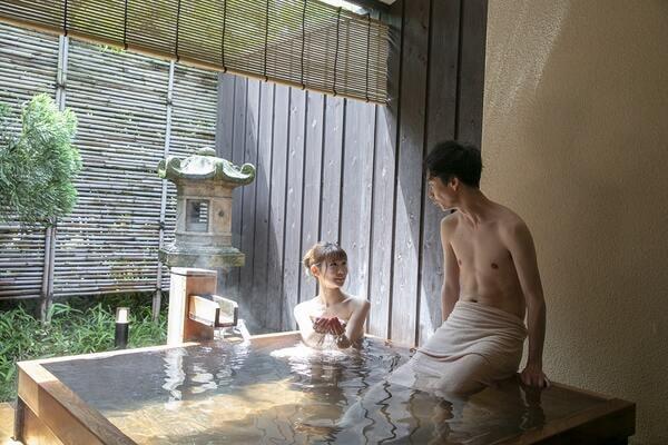 貸切風呂【貫一の湯】