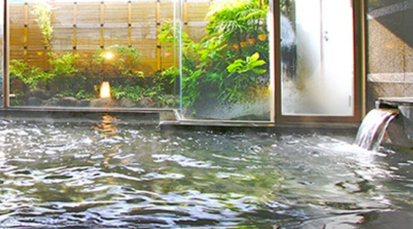 月の栖 熱海聚楽ホテル 男性大浴場