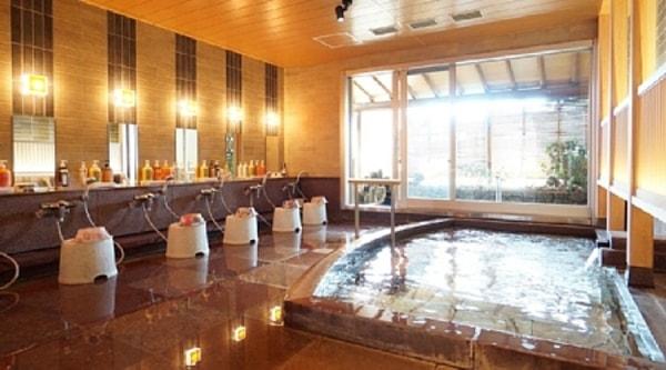 月の栖 熱海聚楽ホテル 女性大浴場