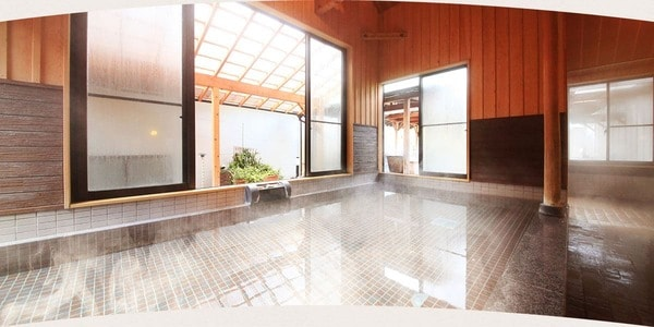 湯遊び処 箱根の湯 内湯 殿方
