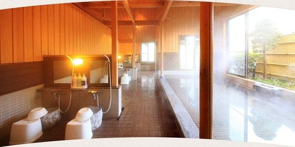 湯遊び処 箱根の湯 内湯 婦人