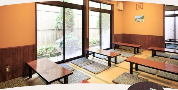 湯遊び処 箱根の湯 休憩ルーム