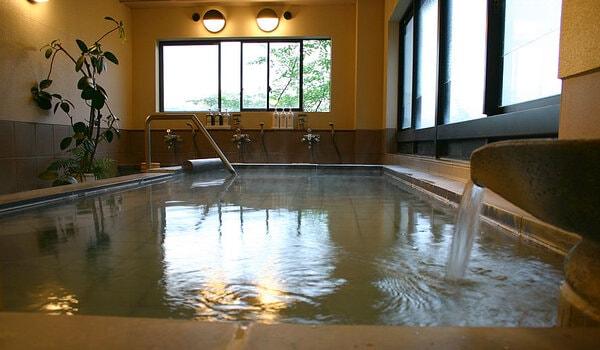 安田屋旅館 2階大浴場