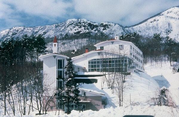 雪景色も美しい