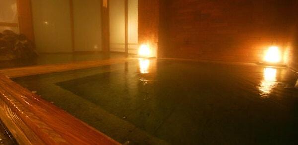 笹の湯(男性用内風呂)