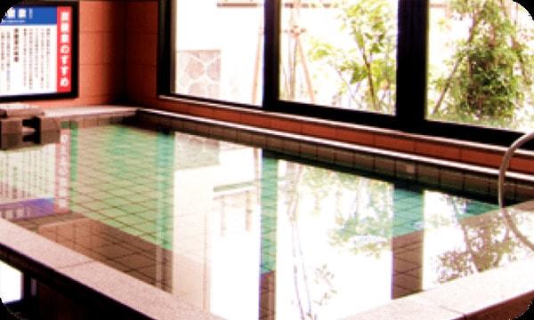 内風呂・炭酸泉