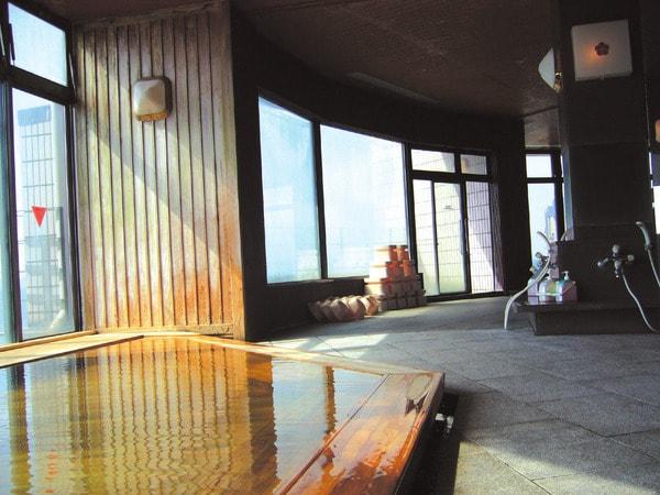 桐壺の湯 大浴場