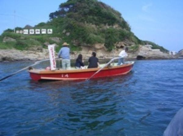 島と渡し船