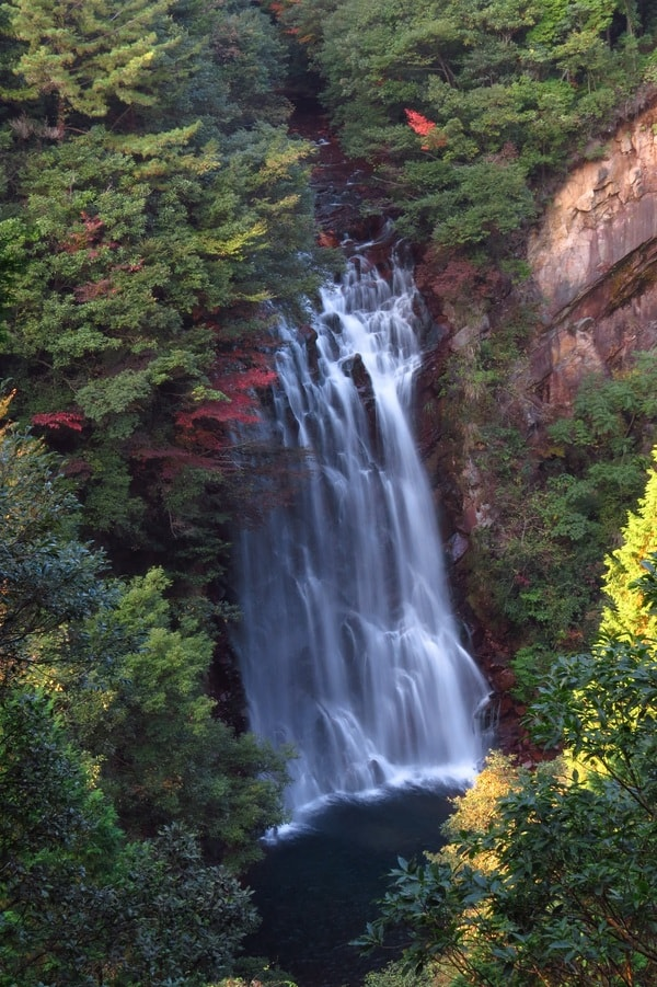 花房滝(景観一例)