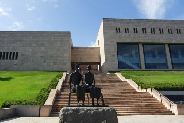 MOA美術館 外観