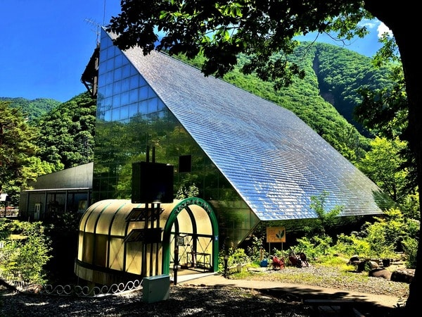 大町エネルギー博物館 外観