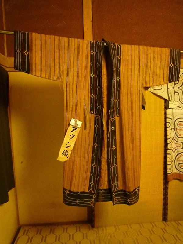 蝦夷文化考古館 展示品