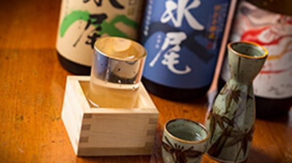七良兵衛珈琲 日本酒(一例)