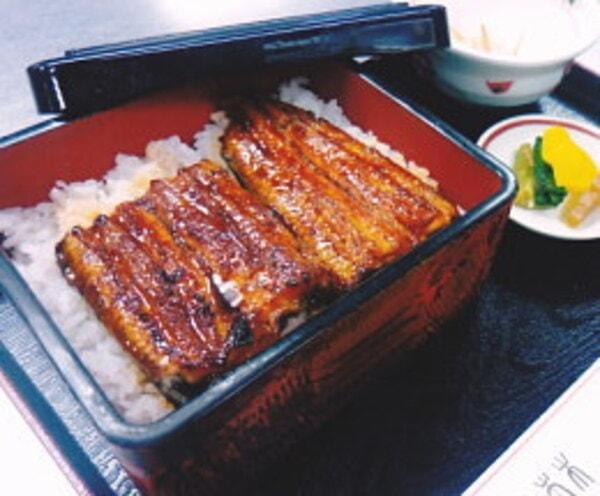 鰻重(料理一例)