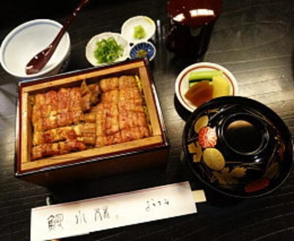 ひつまぶし(料理一例)