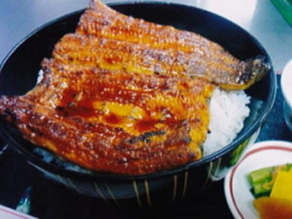 鰻丼(料理一例)