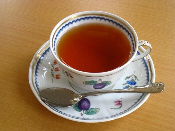 紅茶(一例)