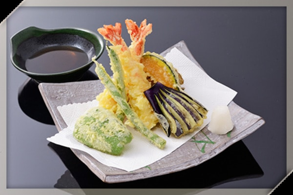 天ぷら(料理一例)