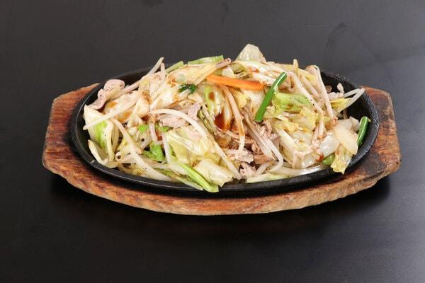 野菜炒め(一例)