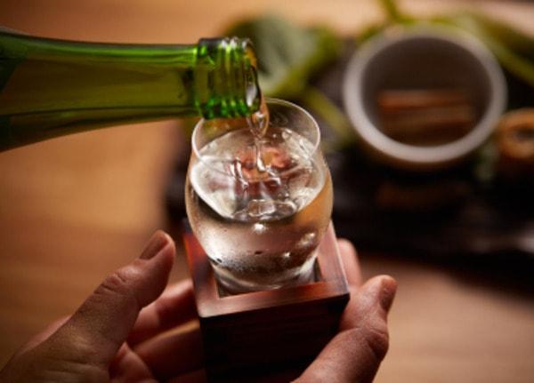 井仙オリジナル酒(一例)