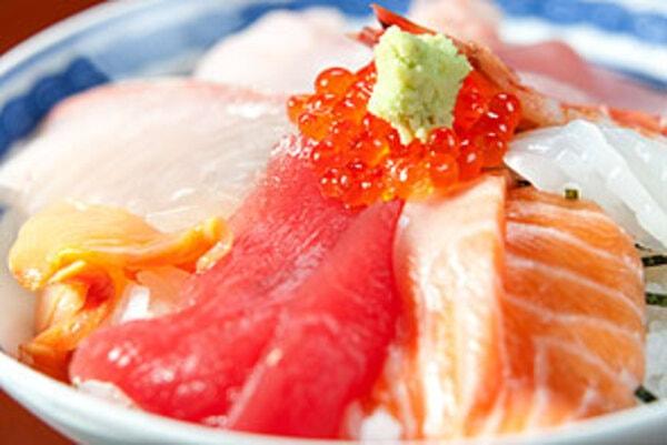 海鮮寿司(一例)