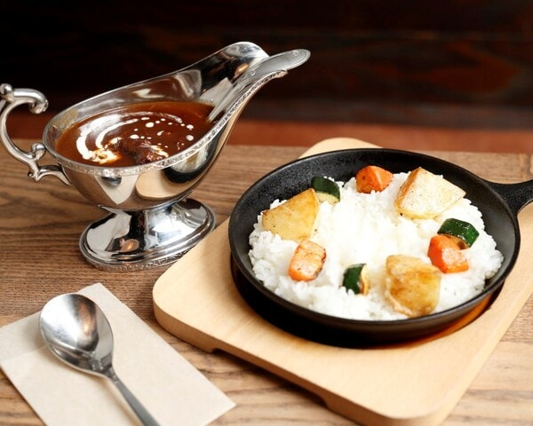 ビーフシチューライス(料理一例)