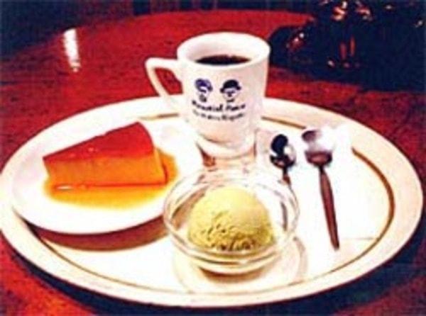 ケーキセット(一例)