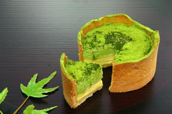 抹茶フォンデュ 山陰を代表するお茶の老舗・中村茶舗が厳選する抹茶を使用した松江のお茶文化漂うフォンデュ(商品一例)