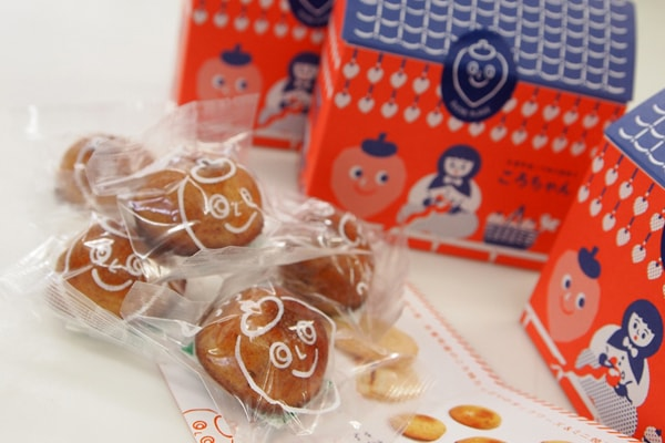 焼菓子 ころちゃん(商品一例)