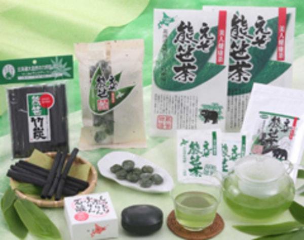 熊笹茶(商品一例)
