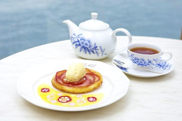 りんごパイ(商品一例)