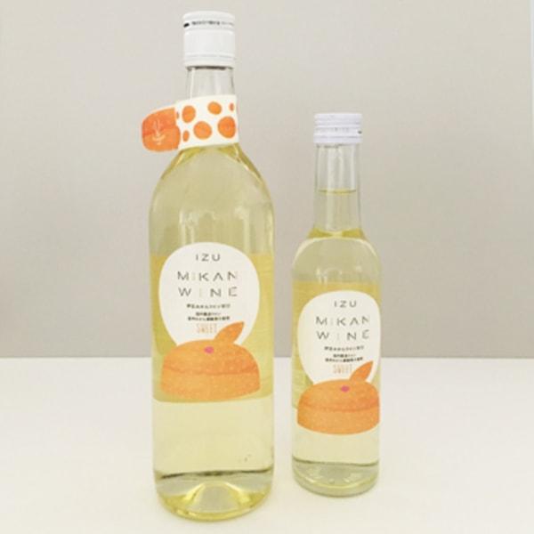 みかんワイン(商品一例)