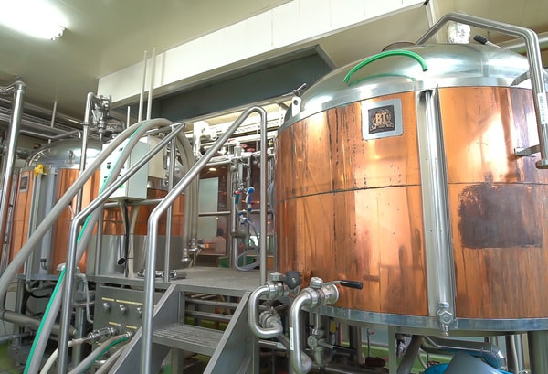 GKB Village ビール醸造所