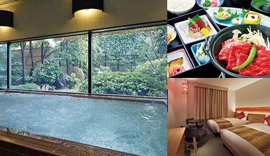 ホテルリソルトリニティ京都