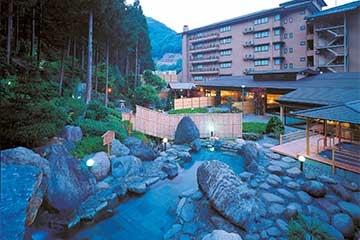 湯元ホテル阿智川の画像