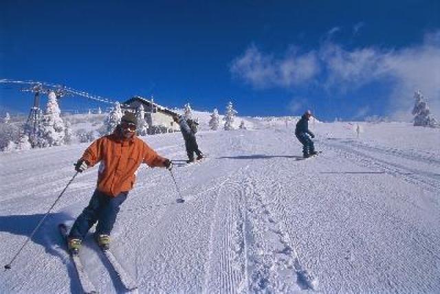 阿仁スキー場オープン