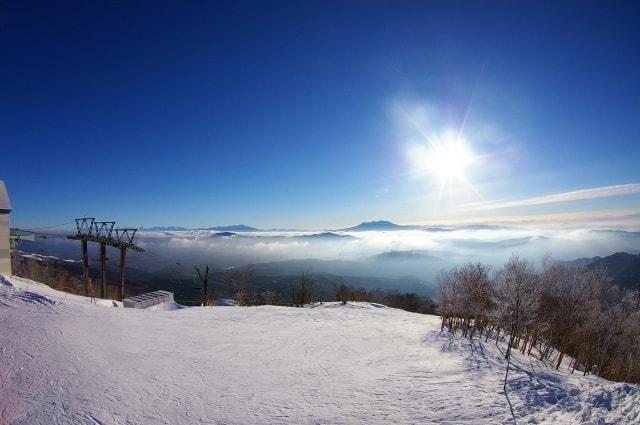 ウィンターリゾート郡上 めいほうスキー場 オープン